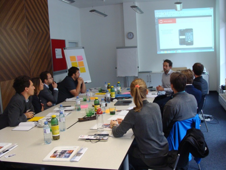 First stakeholder workshop on Active Mobility