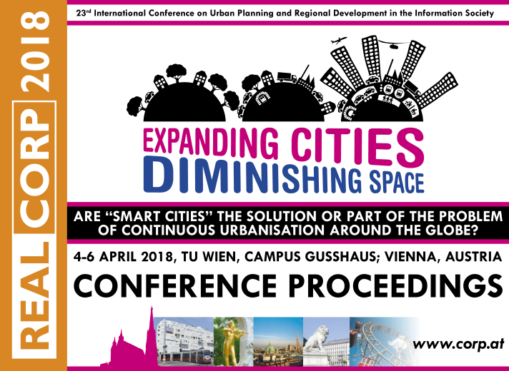 Climate-Fit Urban planning sectoral service presented at REAL CORP 2018