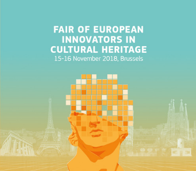 Fair of European Innovators in Cultural  Heritage