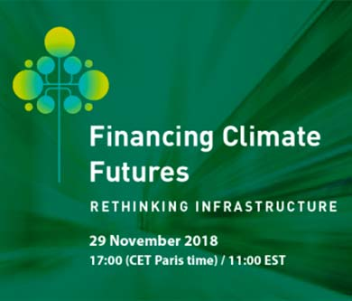Green Talks: LIVE – Environment Green Talks Live: Financing Climate Futures Launch