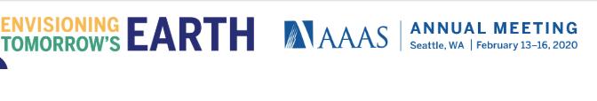 2020 AAAS Annual Meeting